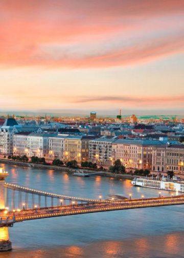 Atrakcje w Budapeszcie